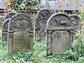 251012 Detail of tombstones at Jewish Cemetery in Warsaw - 60.jpg