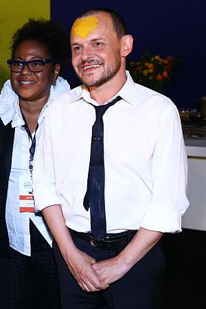 Matheus Nachtergaele - Matheus in the 26° Prêmio da Música Brasileira 2015