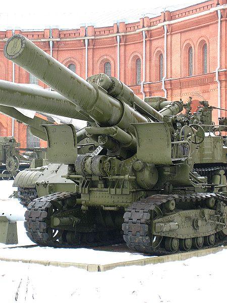 ¿Stalingrado: los nazis mas vencidos por el frío, que por las glorias fuerzas socialistas? - Página 2 450px-280mm_mortar_M1938-02