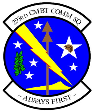 293rd Combat Communications Squadron