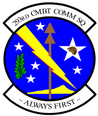 293rd Combat Communications Squadron - Image: 293d Combat Communications Squadron circa 2008