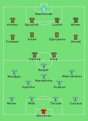 2014 Bulgarian Cup Final - Image: 300px Botev vs Ludogorets 15 05 2014