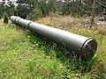 305 mm spare barrel in Kuivasaari 2.JPG
