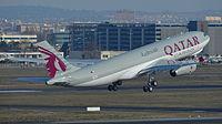 A7-AFH - A332 - Qatar Airways