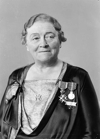 Betzy Kjelsberg - Betzy Kjelsberg.