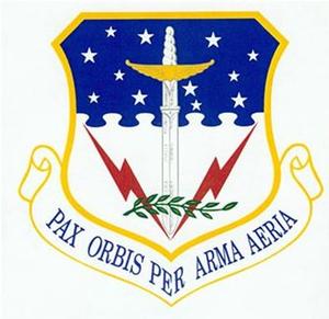341st Missile Wing - Image: 341 Missile Wing emblem
