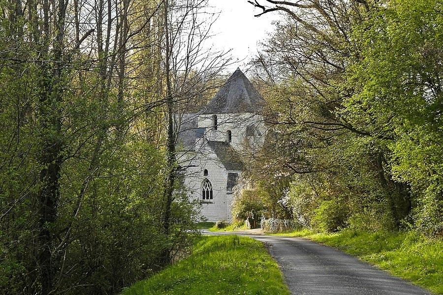 Église Notre-Dame de Rigny-Ussé, côté sud