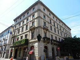 Hotel Manzoni Centro Benebere