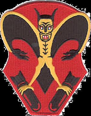 374th Strategic Missile Squadron - Emblem of the 374th Bombardment Squadron