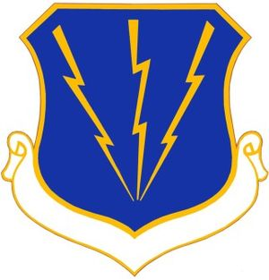 United States Air Force in Thailand - Image: 3d Air Division crest