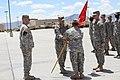 4-27 Field Artillery Regiment stands up new unit 150616-A-HF121-005.jpg
