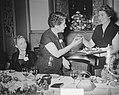 40 jaar jubilea Nederlandse Vereniging Huisvrouwen (Amsterdam) ( mevrouw Driesen, Bestanddeelnr 906-1342.jpg