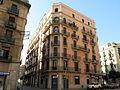 48 Edifici a Pere IV - Sant Joan de Malta - Castella.JPG