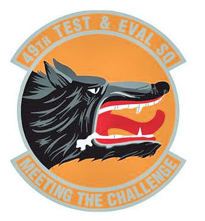 49th Test and Evaluation Squadron - Image: 49thtsteval emblem