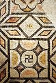 5662 - Brescia - S. Giulia - Pavimento a mosaico, sec. II-III - Foto Giovanni Dall'Orto, 25 Giu 2011.jpg