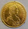 5 Ducats, Maria Theresia, Holy Roman Empire, Siebenburgen, Karlsburg, 1759 - Bode-Museum - DSC02703.JPG