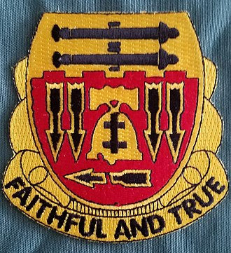 5th Field Artillery Regiment - Image: 5th Artillery, US Army
