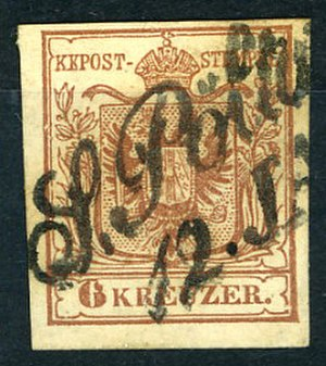 Valuation of cancellations of the Austrian Empire