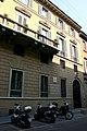 8345 - Milano, Via Borgonuovo - Casa Riccardo Bacchelli - Foto Giovanni Dall'Orto 14-Apr-2007.jpg