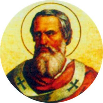 Pope Paschal I - Image: 98 St.Paschal I