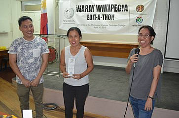 9th Waray Wikipedia Edit-a-thon 42.JPG