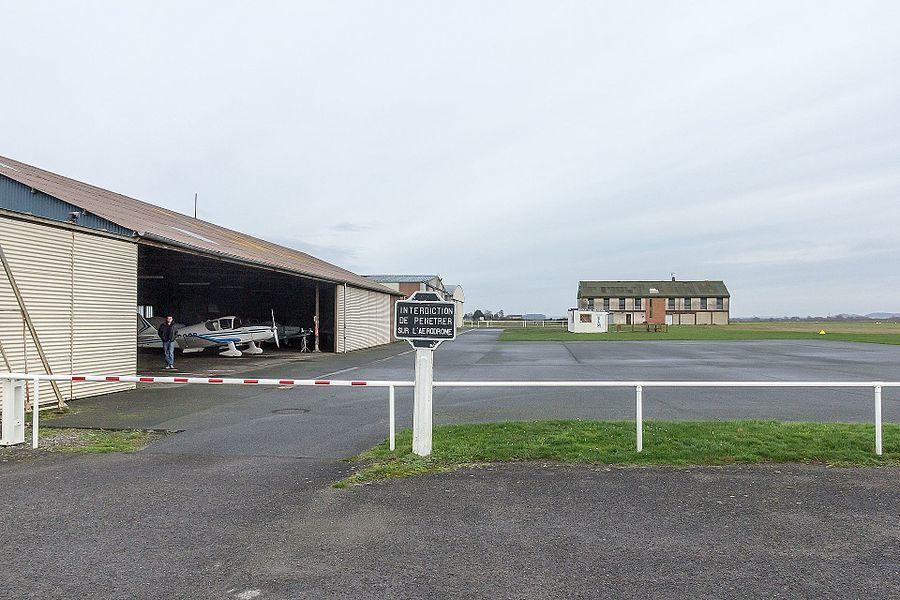 Aérodrome de Laon - Chambry