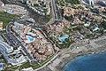 A0407 Tenerife, Hotels in Adeje aerial view.jpg