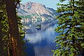 A064, Crater Lake National Park, Oregon, USA, Phantom Ship, 2002.jpg