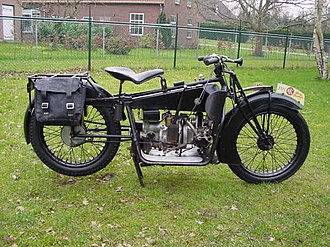 ABC motorcycles - 1920 ABC 400 cc