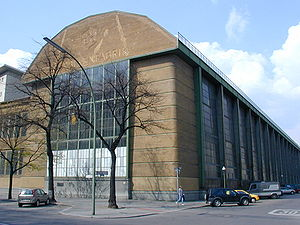 Fagus Factory - AEG Turbine Factory by Peter Behrens, 1910