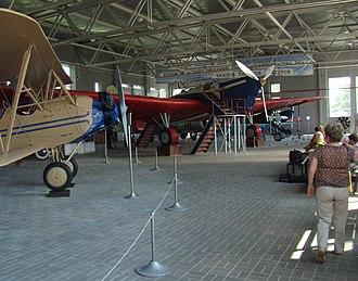 Tupolev ANT-25 - ANT-25 in Chkalov Museum, Chkalovsk