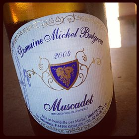 Image illustrative de l'article Muscadet (AOC)