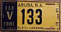 ARUBA 1981 -LICENSE PLATE - Flickr - woody1778a.jpg