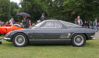 Giotto Bizzarrini - ATS 2500 GT