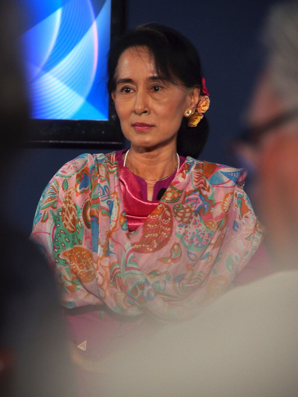 short essay about aung san suu kyi Biography, leadership lessons and quotes from aung san suu kyi, burmese politician known as an advocate for the pro-democratic movement in burma.