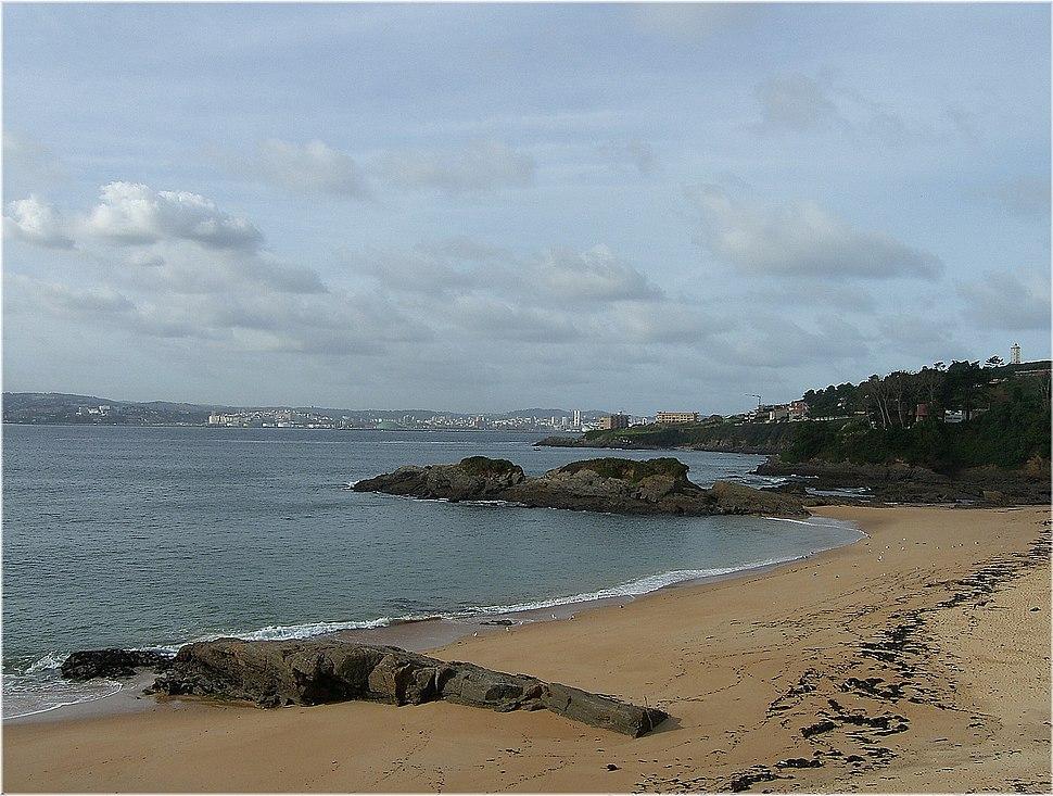 A Coruña desde Mera, Oleiros