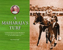 A Maharaja's Turf cover (front).jpg