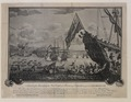 A View of the Landing of the New England Forces in ye Expedition against Cape Breton, 1745 (HS85-10-24157) original.tif
