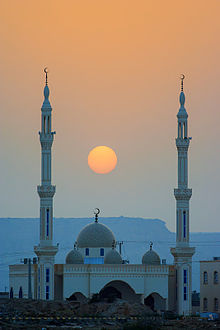 A beautiful mosque in qeshm Islnad, Iran.jpg