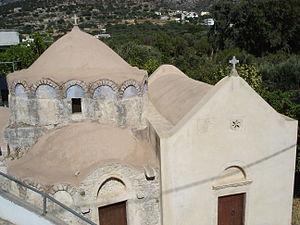 Episkopi, Lasithi - Image: A georgios episkopi B