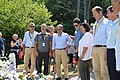 A la memoria de Fabio Casartelli. Col d'Aspet. Pireneés.Tour de France. - panoramio.jpg