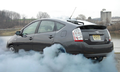 A stock Toyota Prius burning out.png