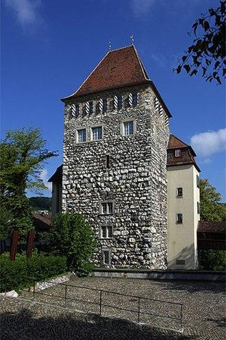 Aarau - Schlössli