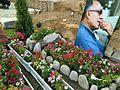 Abbas Kiarostami tomb at Lavasan 02.jpg