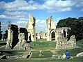 Abbey at Glastonbury - geograph.org.uk - 28946.jpg