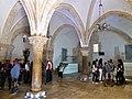 Abendmahlssahl Cenacle (Jerusalem) (09).jpg