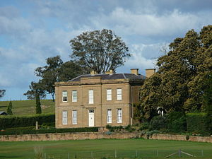 John Verge - Aberglasslyn House