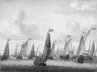 The so-called Admiral Race on the Amstel River