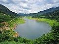 Aburumagawa Dam lake.jpg