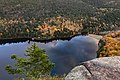Acadia National Park, Echo Lake from Beech Cliff Trail.jpg